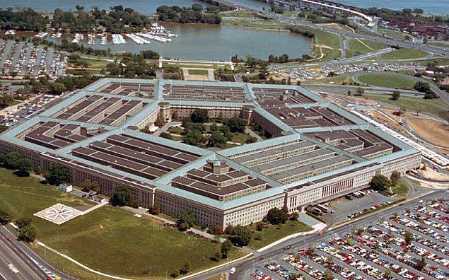 1. Amerika Birleşik Devletleri Savunma Bakanlığı