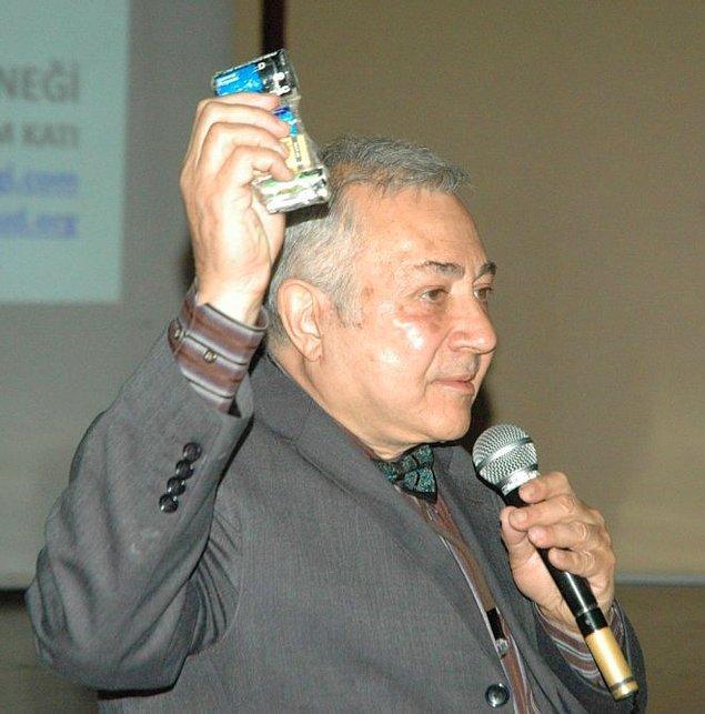 Bağımlılığa Hayır Derneği Başkanı ve İTÜ Maden Mühendisliği Bölüm Başkanı Prof. Dr. Orhan Kural, takipçilerini sigara içimine özendirdiği gerekçesiyle Çağatay Ulusoy hakkında suç duyurusunda bulundu.