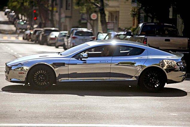 16. Jermaine Pennant - Aston Martin Krom