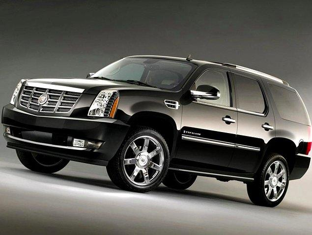 5. Hadji Diouf - Cadillac Escalade
