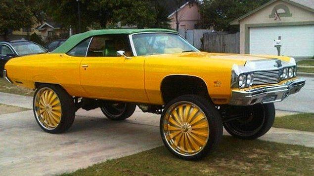 1. Chris Johnson - Impala