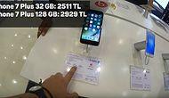 Dubai'de Elektronik Fiyatları: iPhone 7 Ne Kadar?