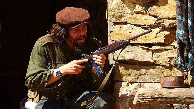 15. Che Guevara