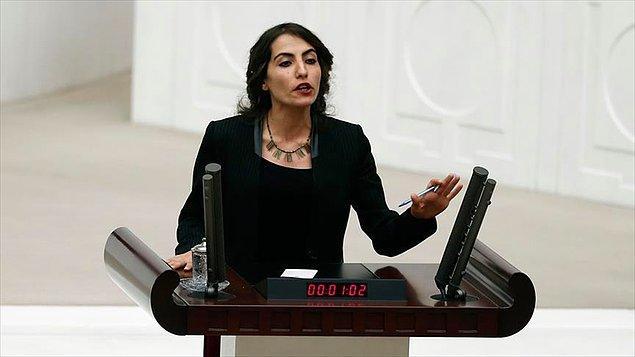 HDP Van Milletvekili Tuğba Hezer Öztürk