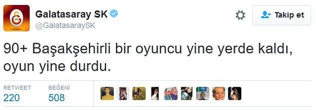 1. Galatasaray resmi twitter hesabı Emre Belözoğlu'nu 'bir oyuncu' olarak duyurdu;