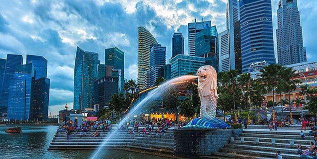 19. Singapur