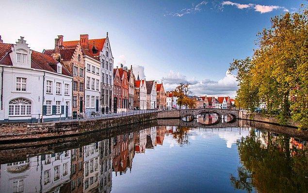 16. Belçika
