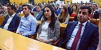 HDP'den Meclis Faaliyetlerini Durdurma Kararı