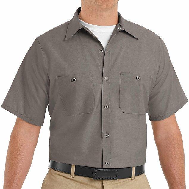 19. Mecbur kalmadıkça kısa kollu gömlek giyme ve mümkünse mecbur da kalma!