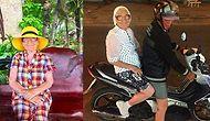 Dünyayı Dolaşma Hayallerini Emeklilik Yıllarında Gerçekleştiren 89 Yaşındaki Büyükanne