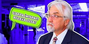 Treni Kaçırmış Olabilirsiniz, Bir Sonraki Hareket Saatine Kadar İnternet Yanınızda!