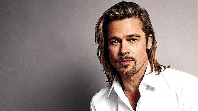 13. Brad Pitt