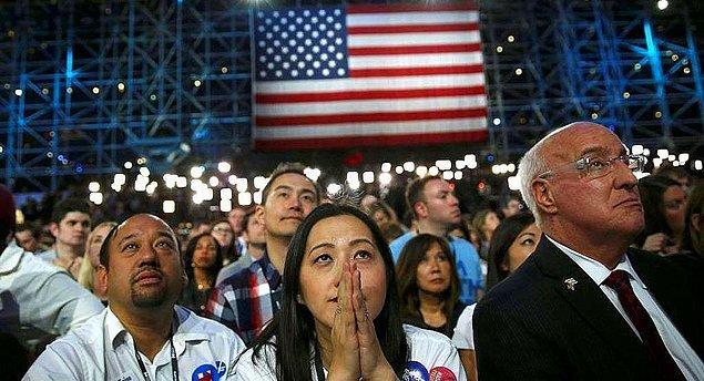 ABD'nin yeni başkanını belirlemek için 17 aydır devam eden kampanya sürecinde sona gelindi ve ABD halkı, aylar süren seçim kampanyalarının ardından yeni başkanını seçmek üzere sandık başına gitti.