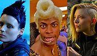 İlginç Saç Şekilleriyle Dikkat Çekip Hafızalarımızda Yer Edinmiş 25 Film Karakteri