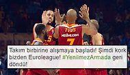 Euroleague'de İlk Galibiyetini Alan Galatasaray'da Taraftarlar Sevindi, Gelecek Maçlar İçin Umutlandı!