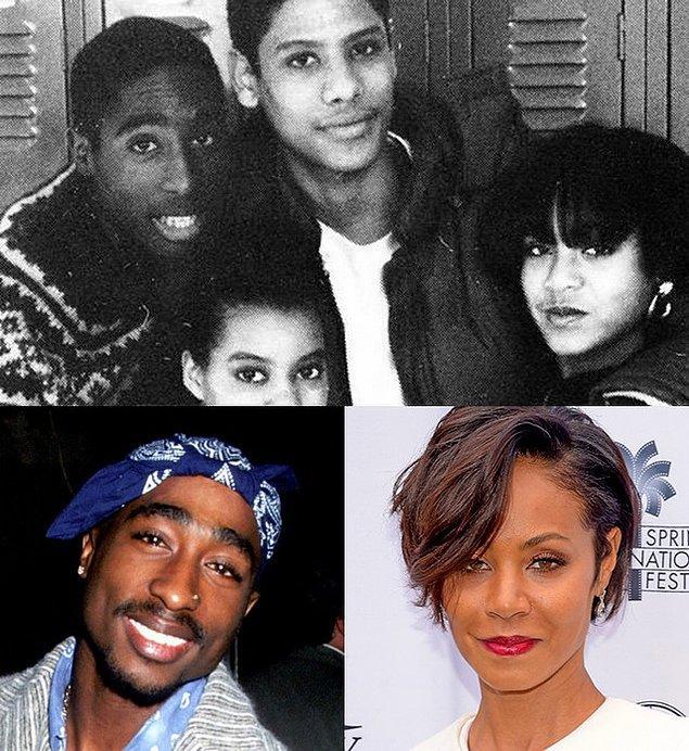 9. 1996'da bir silahlı saldırı sonucu hayatını kaybeden Rap müzik sanatçısı Tupac Shakur ve Jada Pinkett Smith(Will Smith eşi) aynı liseye gitmiş çok yakın arkadaşlardı.