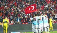 Milliler İlk Galibiyetini Aldı | Türkiye 2-0 Kosova