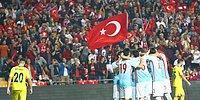 Milliler İlk Galibiyetini Aldı   Türkiye 2-0 Kosova