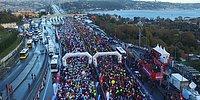 38. İstanbul Maratonu'nun Kazananları Belli Oldu