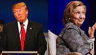 Onlar Hep Böyle Değildi! Trump ve Clinton'ın Yıllar İçerisindeki Değişimine Dair 27 Fotoğraf