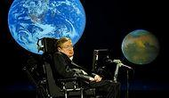 Stephen Hawking: 'İnsan Irkı Dünya Üzerinde Yaşamaya Devam Ederse 1000 Yıl Bile Ömrü Yok'