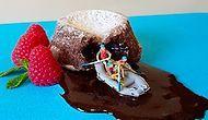 Enfes Tatlıları Minyatür Oyuncaklarla Birleştiren Pasta Şefinin Sunumlarına Bayılacaksınız