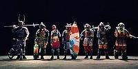 7 Samurayın Üstün Yeteneklerini Sergilediği Çılgın Noodle Reklamı