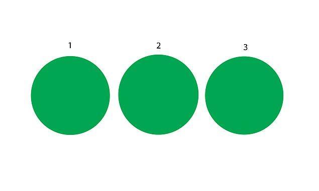 8. Doğru cevap! Biri diğer ikisinden küçük. Hangisi?