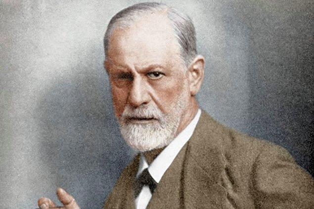 11. Sigmund Freud!