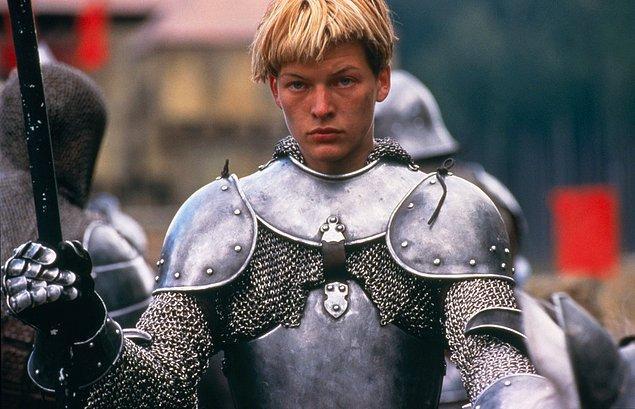 Jeanne d'Arc!