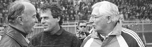 6. Her iki takımda da bir lig şampiyonluğu yaşayan ilk teknik direktör kimdir?