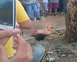 Ölümüyle bütün halkı çileden çıkartan 4 yaşındaki kurban ise aslında o bölgenin yerlisi değil