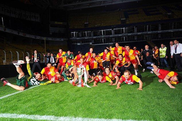 4. 'Galatasaray tarihinin en önemli şampiyonluğu'