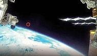 Canlı Yayında Ufo Göründü Nasa Yayını Kesti!