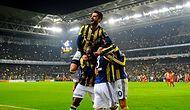 Kadıköy'de van Persie'nin Gecesi | Fenerbahçe 2-0 Galatasaray