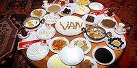 'Dünyanın En Kalabalık Kahvaltı Sofrası' Van'da