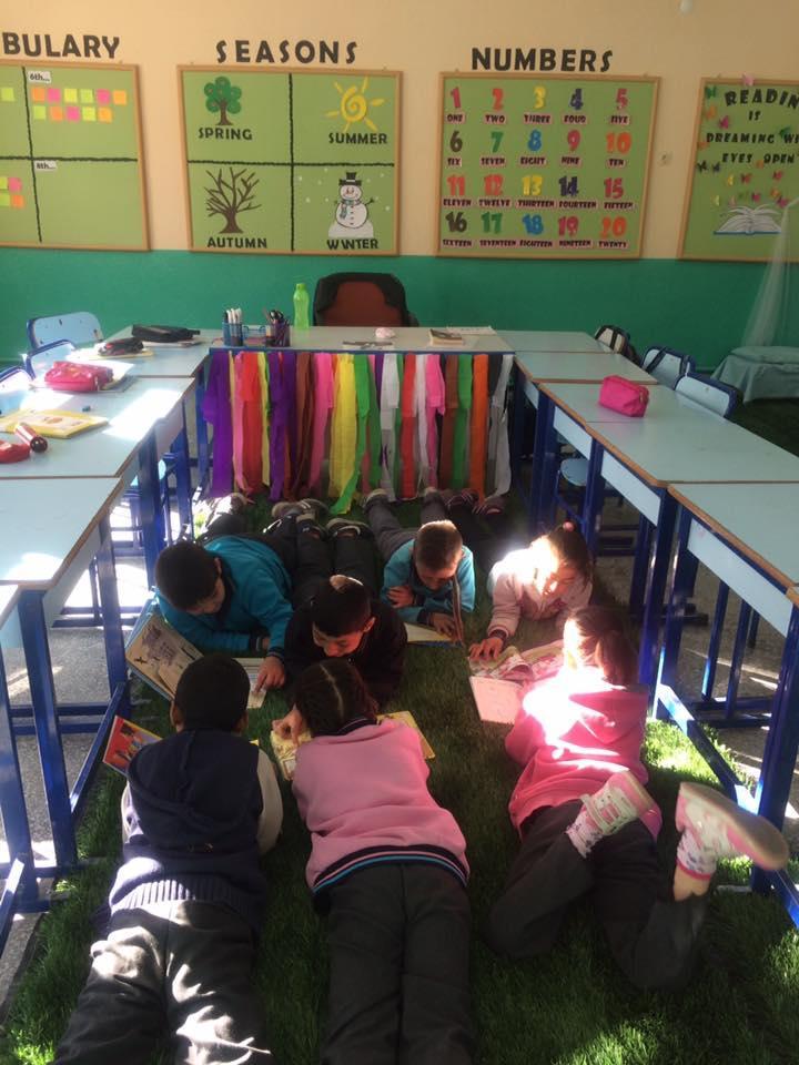 Ingilizce öğretmeninin öğrencileri Için Hazırladığı Bu Yabancı Dil