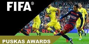 Yılın Golü Belli Oluyor! 2016 FIFA Puskas Ödülü'ne Aday 10 Gol