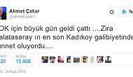Laf Sokma Sanatında Master Yapmış Ahmet Çakar'dan 15 İğneleyici Tweet