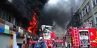 Bayrampaşa'da Büyük Yangın: 7 Saat Sonra Söndürüldü