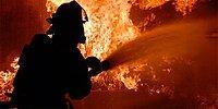 Adana'da Annesinin Evini Kolonya Dökerek Ateşe Verdi, Yangını İzlerken Gözaltına Alındı