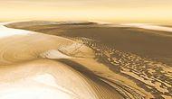 NASA Mars'ta Marmara Denizi'nden 4 Kat Daha Fazla Su Barındıran Buzul Bulduğunu Açıkladı!