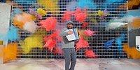 """4.2 Saniyede Çekilen """"OK GO"""" Grubunun Akıllara Durgunluk Veren Harika Klibi"""