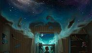 Lucid rüyalar yaşayan için kabus mudur?Lütuf mudur?