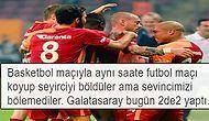 Galatasaray'ın Zafer Gecesi! Euroleague'de Barcelona, Ligde Bursaspor Galibiyetinin Ardından Yapılan 15 Paylaşım