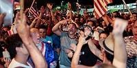 Fidel Castro'nun Ölümünü Sokakta Kutladılar