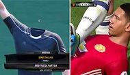 FIFA 17'deki İlginç Hataların Gerçek Hayata Uyarlanmasıyla Oluşan 9 Eğlenceli Gif