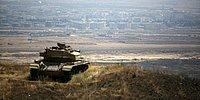 İlk Defa İsrail'i Hedef Alan IŞİD Golan Tepeleri'ne Saldırdı