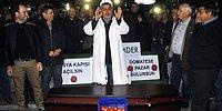 Antalya'da Domatese Cenaze Namazı: 'Bıçak Kemiğe Dayandı'