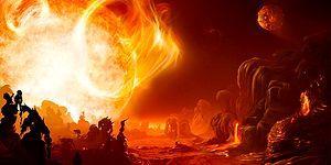 Meşhur İddiayı İnceliyoruz: Dünya Güneş'e 1 Cm Daha Yakın Olsaydı Gerçekten Ölür müydük?